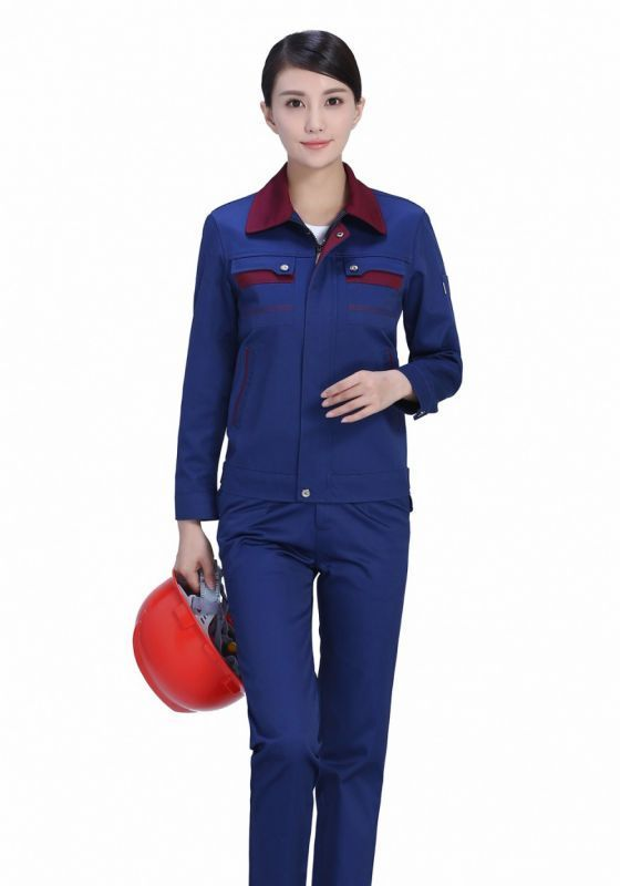 铁路工作服和柴油机工作服各应该选择哪种款式